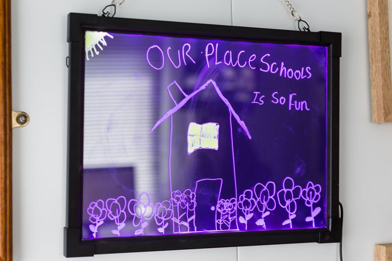 Our Place School image